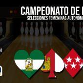 Campeonato de España bolos de Selecciones