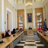 Se constituye el Comité de Hermanamiento de la Ciudad de Cáceres con la Ciudad de Lumbini