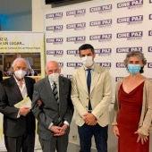 Manuel Angulo homenajeado como protagonista del Proyecto LUZ