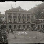 Vispera de San Juan 1916 San Sebastián