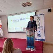 A Xunta apoia o traballo levado a cabo pola Eurociade Chaves-Verin