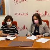 Renovado el convenio de colaboración con Cruz Roja