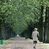 La soledad no deseada es uno de los principales dramas a los que se enfrentan cada día las viudas