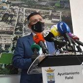 Rafal continuará por vía administrativa la reclamación para que las Casas Baratas formen parte del municipio