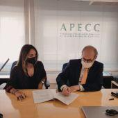 APECC y MUSAAT firman un convenio y estrechan su colaboración