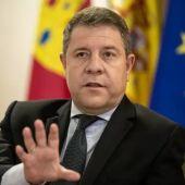 Emiliano García Page, presidente Castilla La Mancha