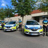 Coches Policía Local Salamanca