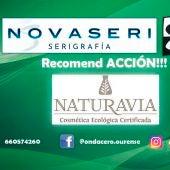 Recomend ACCION!!! con Naturavia