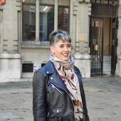 Lucía Falcón, concejala del PSOE en el Ayuntamiento de Oviedo
