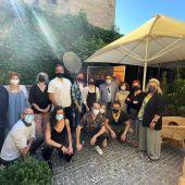 La última semana del Festival de Teatro Clásico de Cáceres abre con el estreno de 'Autorretratos de pluma y espada'