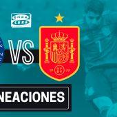 Alineación confirmada de España hoy ante Eslovaquia en la Eurocopa