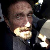 Muere el fundador del antivirus McAfee en una prisión de Barcelona