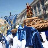 Procesión del Domingo de Palmas en Ciudad Real