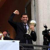 Felipe Reyes, el fin de una era