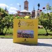 """Libro """"25 años sonando Alcalá"""", de la Orquesta Ciudad Alcalá"""