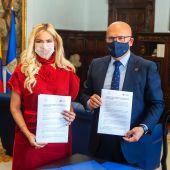 Ourense comparte con Iberoamérica dos singularidades: turismo y termalismo
