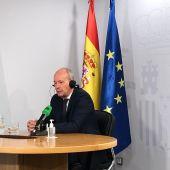 Juan Carlos Campo, ministro de Justicia en Onda Cero