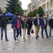 El Ayuntamiento suspende los actos convocados por el BNG en Quiroga Ballesteros