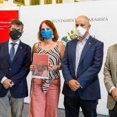 El área de Economía, que dirige Carmen Herrarte, trabaja desde hace meses con científicos e ingenieros en el control de la calidad del aire.