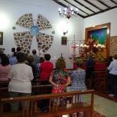 Quintanar celebra la festividad de San Juan con una misa en su honor