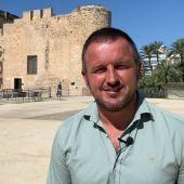 Pablo Ruz, portavoz del PP en Elche.
