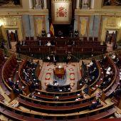 El Congreso homenajea a las víctimas del terrorismo
