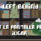 Pantalla de inicio del videojuego Left Behind