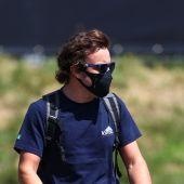 Fernando Alonso, en el Gran Premio de Estiria