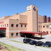 Imagen del hospital San Juan de Dios donde se encuentra ingresada la mujer de 55 años
