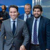 Podemos denuncia a Fernando López Miras por cohecho al mediar presuntamente en la operación quirúrgica de un familiar de Teodoro García Egea