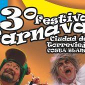 """Vuelven las chirigotas a Torrevieja con """"El Seru"""" Y """"El Sheriff"""" participarán en el terver festival de carnaval"""