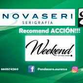 Recomend ACCION!!! con Weekend After Work