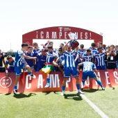 Deportivo Juvenil, Campeón de la Copa de Campeones