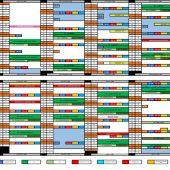 Configuradas las fechas del futbol 2021/2022