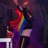 Música, color y buen ambiente en la Power Pride de Quintanar