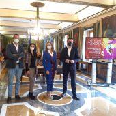 Presentación de Oviedo Tendenza