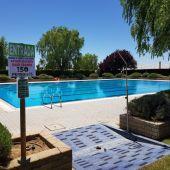 La provincia destina 164.000 euros a compensar el incremento de los gastos en la apertura de piscinas