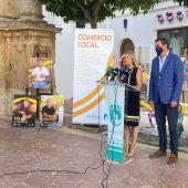 Campaña promoción comercio local Marbella