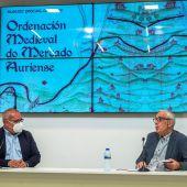 A Deputación edita un libro que analiza a orixe comercial de Ourense na época medieval