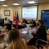 Presentación en la sede de Aedhe de Alcalá de Henares de la Oficina Acelera Pyme