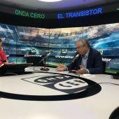 El Doctor José Luis Calleja en el Transistor