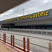 Foronda. Aeropuerto de Vitoria