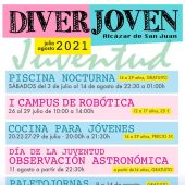 "Cartel ""Diverjoven 2021"""