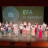 La EFA El Gamonal celebra el final de curso con un acto de graduación