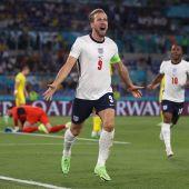 Ucrania 0 - 4 Inglaterra