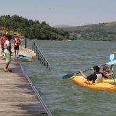 """Natureza, deporte e ocio mestúranse no campamento de verán """"Explora Ourense"""" 2021"""
