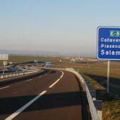 Licitadas por 8,68 millones las obras de rehabilitación del firme de la autovía A-66 entre Plasencia y Cañaveral