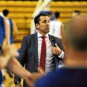 Gonzalo García de Vitoria, nuevo entrenador del HLA Alicante.