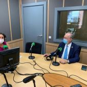 El Alcalde de Málaga en Más de Uno Málaga 05/07/2021