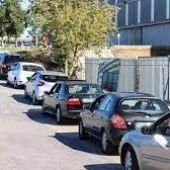 El cribado sin cita en Badajoz arroja 48 positivos de las 513 PCR practicadas la pasada semana